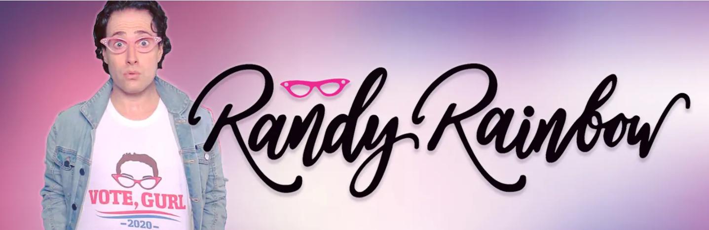 Randy Rainbow Vote Gurl Merch
