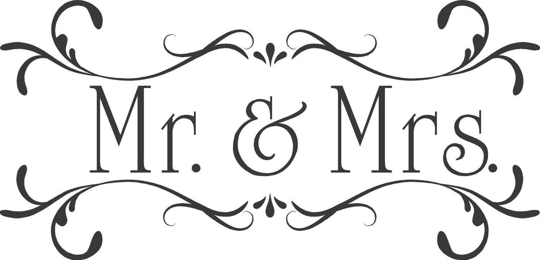Mr & Mrs Apparel Tees