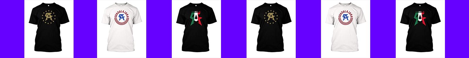 Canelo Alvarez T Shirts