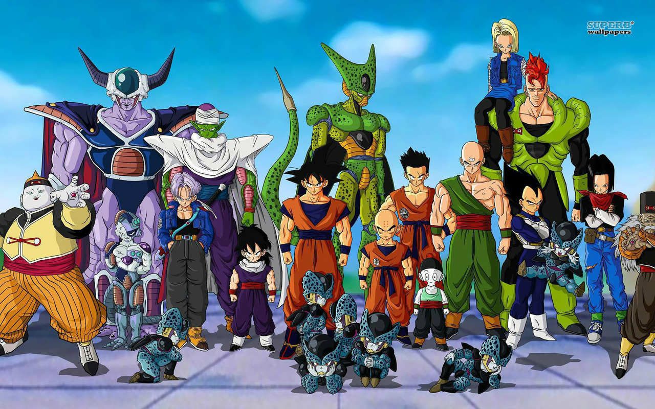 Dragon Ball Z - Wikipedia