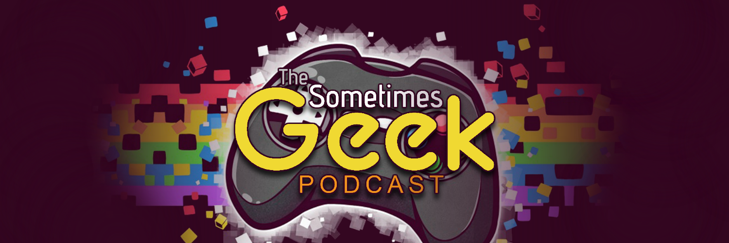 The Sometimes Geek Podcast | Teespring
