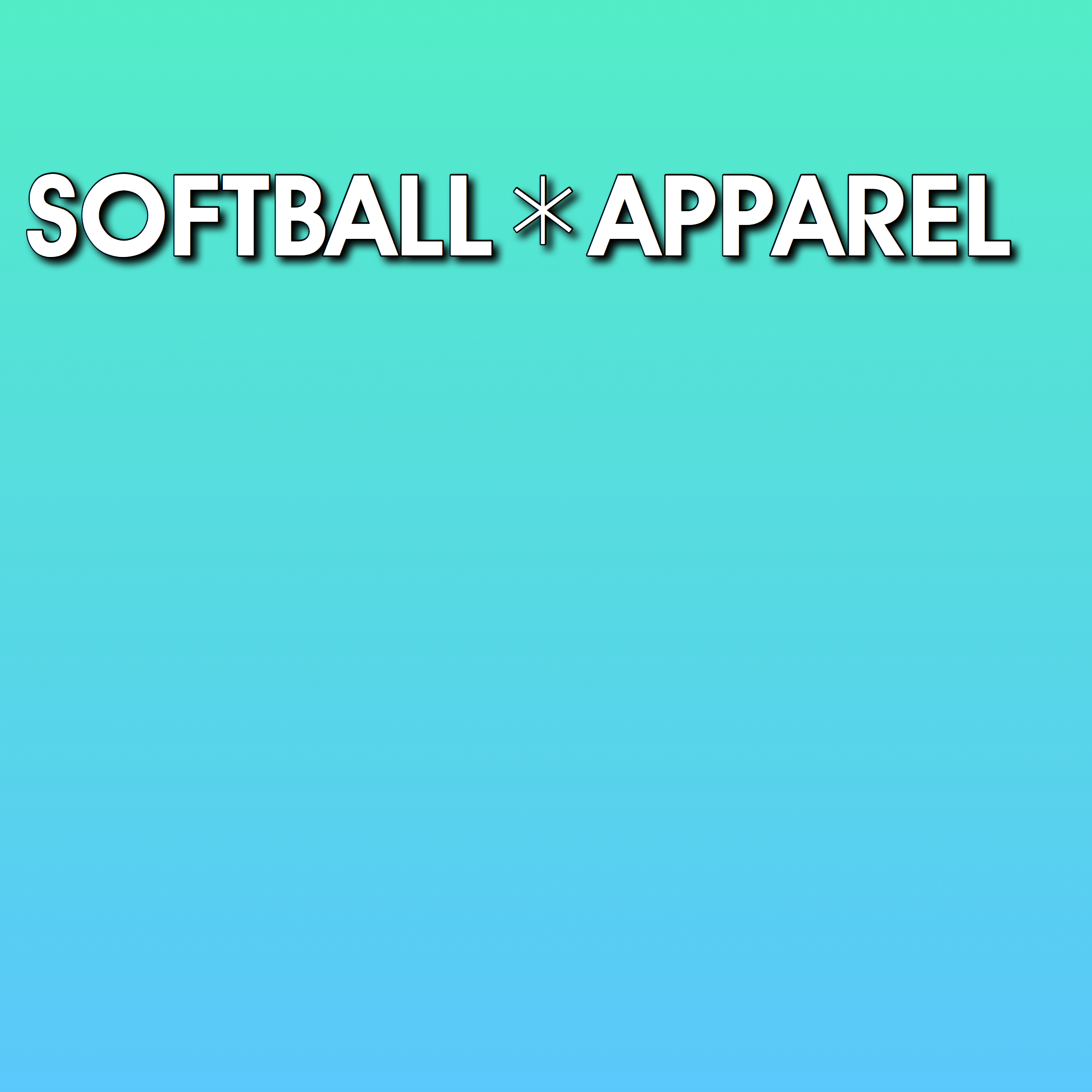 softball apparel | Teespring