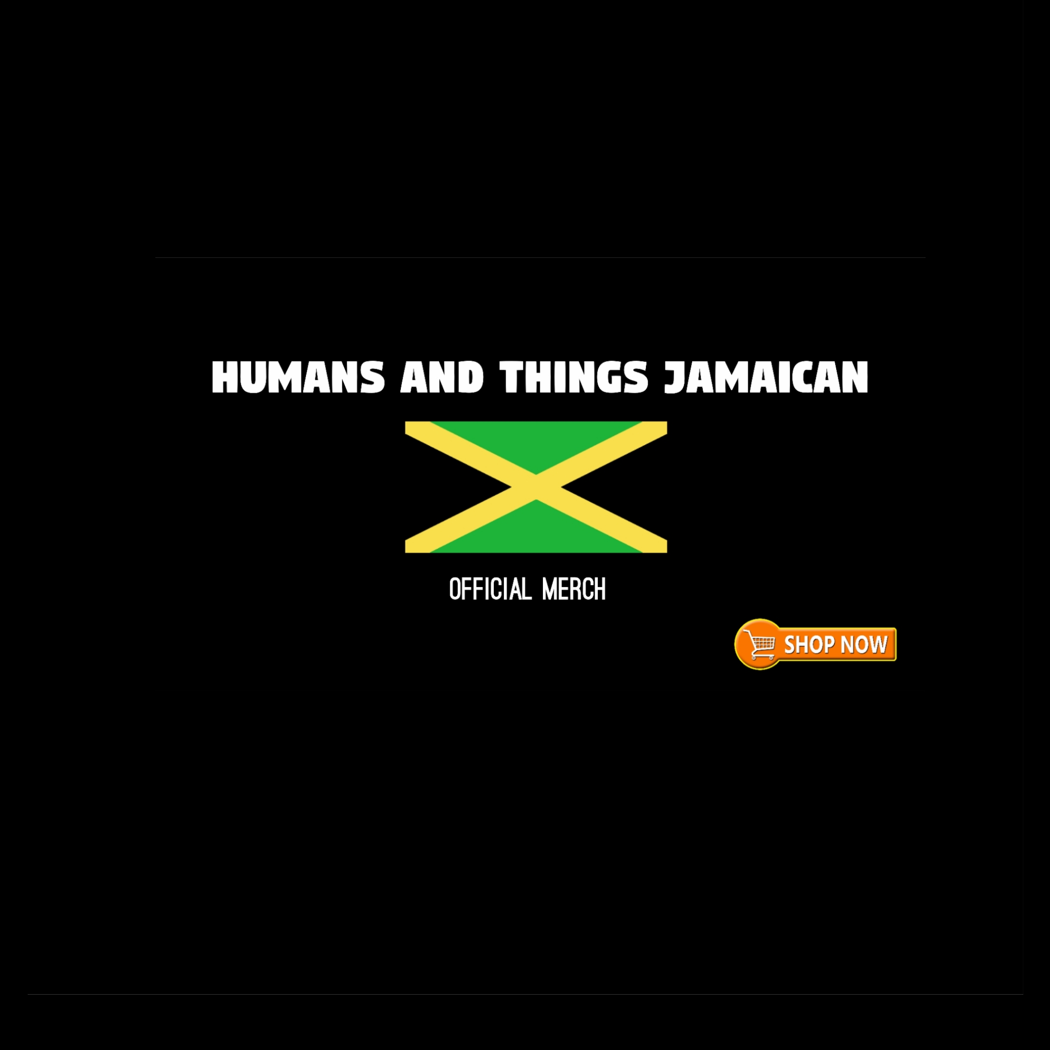 HUMANS AND THINGS JAMAICAN | Teespring