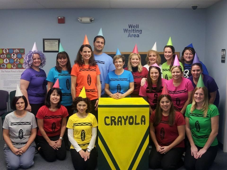 Halloween Costume Theme Ideas For Office.Crayon Halloween Costume Teespring