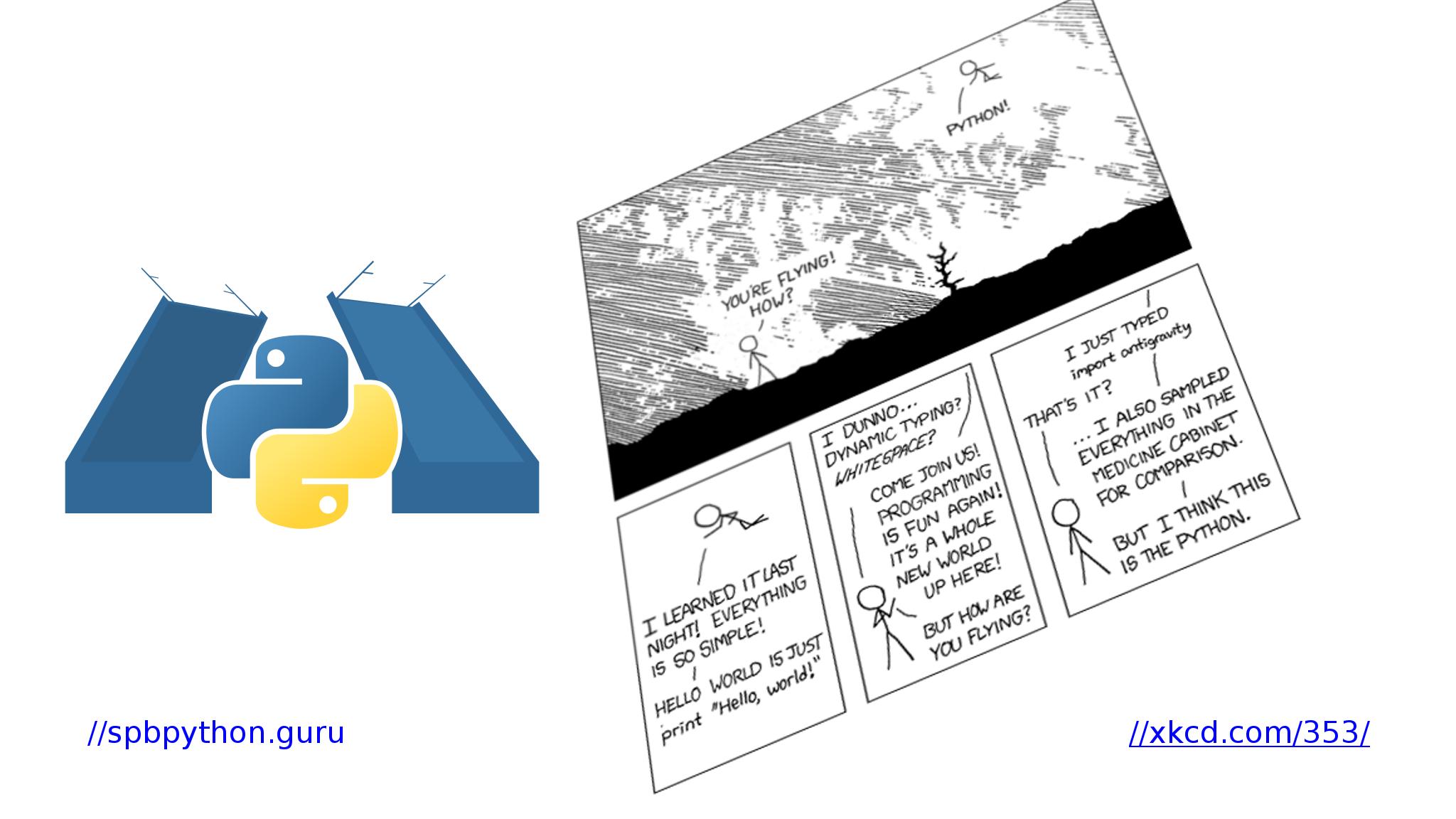 SPb Python Interest Group | Teespring