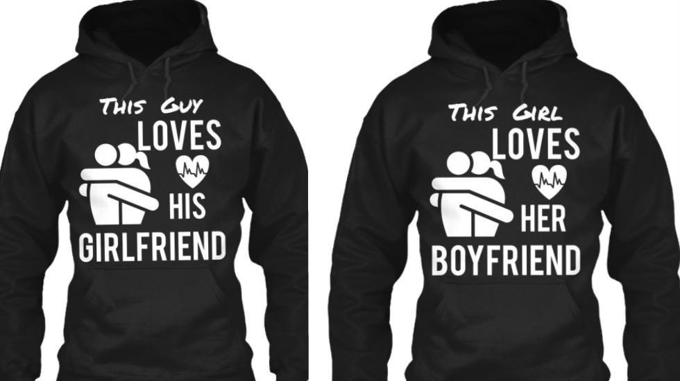 Matching Couple Shirts Teespring