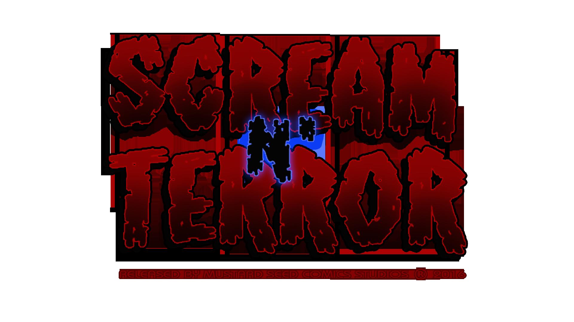 Scream N' Terror | Teespring