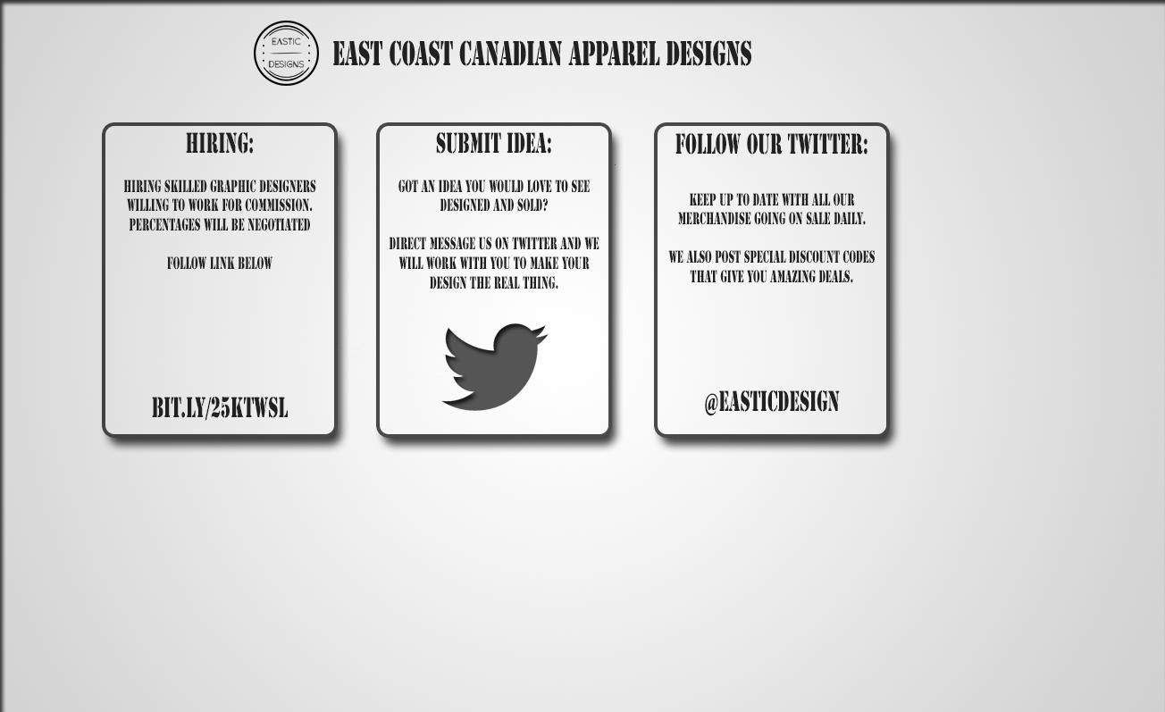 Eastic Designs | Teespring